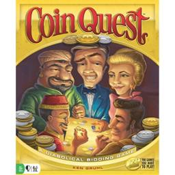 Coin Quest Board Game