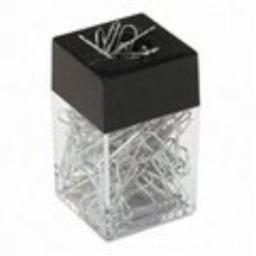 UNV72211 - Universal Paper Clips w/Magnetic Dispenser