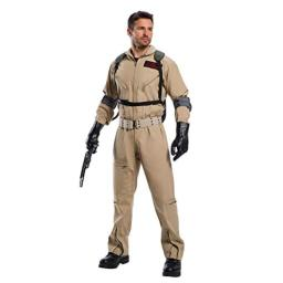 Premium Ghostbusters Mens/Womens Costume X-Small Brown