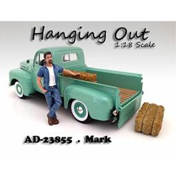 \Hanging Out\ Mark Figure For 1:18 Scale Models by American Diorama