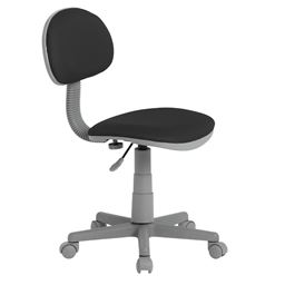 Studio Designs Deluxe Task Chair Black / Gray