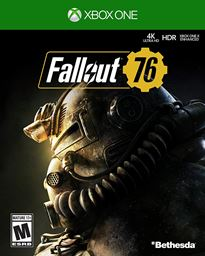 Xbox One Fallout 76  Standard Edition