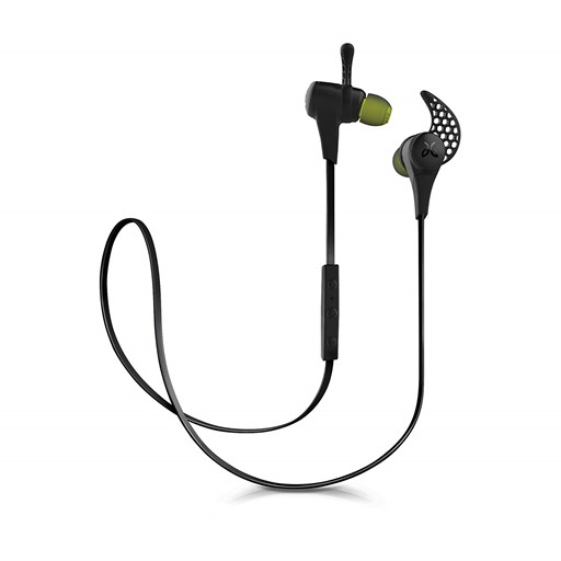 JayBird X2 Sport Bluetooth Wireless In-Ear Headphone Earbuds with Carrying Case - Black