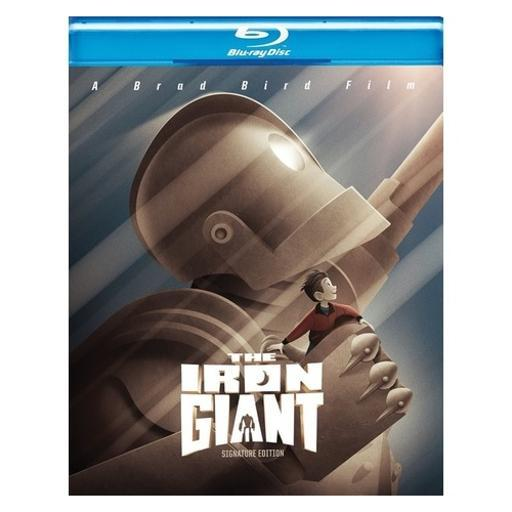 Iron giant (blu-ray/signature edition) M6NPOIKBO4F7KT5P