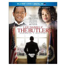 Butler (2013/blu-ray/dvd combo/uv/lee daniels) BR61181