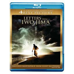 Letters from iwo jima (blu-ray/ws/eng-sdh/eng-fr-lt-sp sub) BR111288