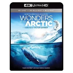 Imax-wonders of the arctic (blu-ray/4k-uhd/3-d blu ray/dc) (3-d) BRSF16926