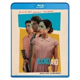 Band aid (blu ray) (ws/1.78:1) BRSF18059