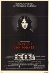 Exorcist 2 The Heretic Movie Poster (11 x 17) MOVGE0197
