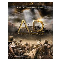 A.d.-bible continues (blu-ray/4 disc) BRM133216