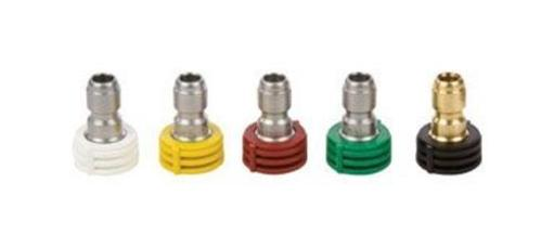 Forney 75149 Quick Connect Spray Nozzle Assortment, 4.5 Mm
