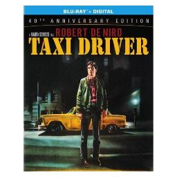Taxi driver 40th anniversary edition (blu ray w/uv) BR47900