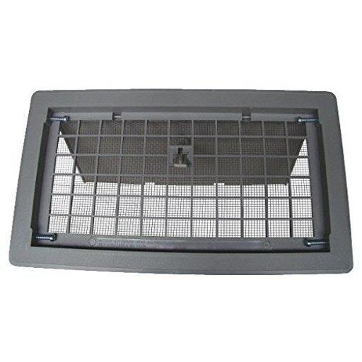 Witten Automatic Vent 500gr Manual Foundation Vent, Gray