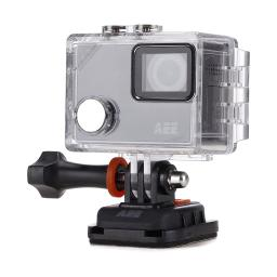 "AEE Technology S91B LYFE Silver 4K Pro Action Waterproof Camera w/ 1.8"" Display"