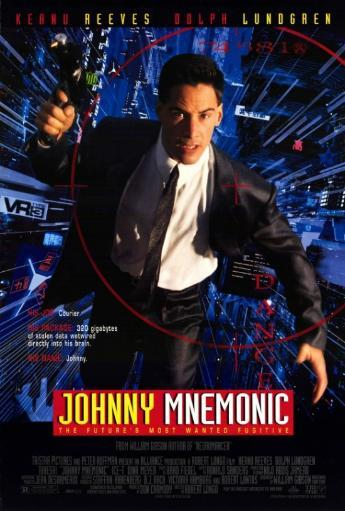 Johnny Mnemonic Movie Poster Print (27 x 40) SOQG4Q1KL8JAO5IO