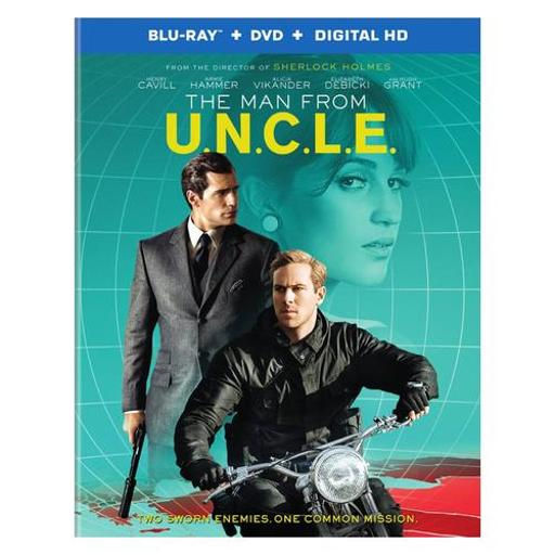 MAN FROM U.N.C.L.E. (2015/BLU-RAY/DVD/ULTRAVIOLET/2 DISC) 5E54B8C8B27F428
