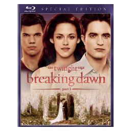Breaking dawn special edition blu-ray BR66121666