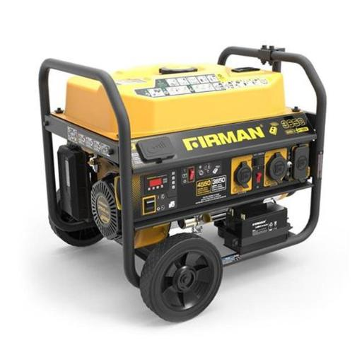 Firman P03612 Power Equipment Gas Powered 3650-4550 watt Performance Series Extended Run Time Portable Generator