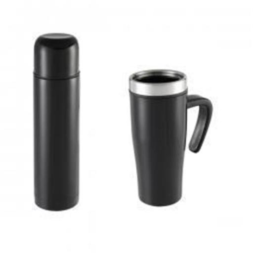 Mug Flask Set Thermal - 2 Piece
