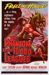 The Phantom From 10,000 Leagues Movie Poster (11 x 17) MOVID4944