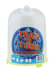 Starbar Trap 'n Toss Disposable Trap Fly Trap 0.58 oz. - Case Of: 1;