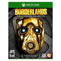 Borderlands: the handsome collection TK2 49532