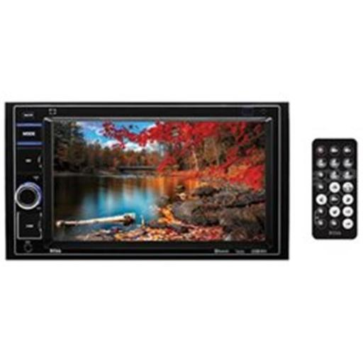Boss Audio BV9349B 6.2 in. Double Din in Dash Digital Media Am & Fm Receiver With Bluetooth