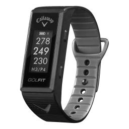 Callaway Golfit HR 2-in-1 Golf GPS and Fitness Band, Brand New