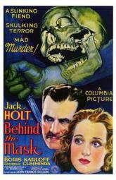 Behind the Mask Movie Poster (11 x 17) MOV197234