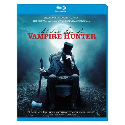 Abraham lincoln-vampire hunter (blu-ray/digital hd) HQIGBHMKDEQRXPA8