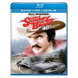 Smokey & the bandit-40th anniversary edition (blu ray/dvd w/dig hd)(2discs) BR61187577