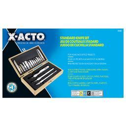 Elmers Corporation X5083 X-Acto Standard Knife Chest Box Set