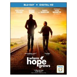 Where hope grows (blu-ray/ws/dts/digital hd) BR47376