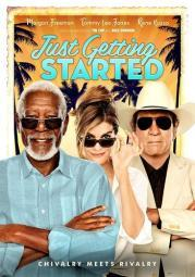Just getting started (dvd) (ws) D94195277D