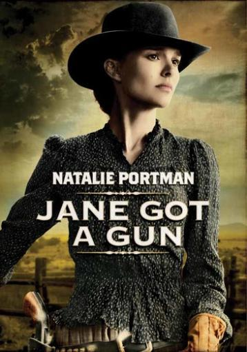 Jane got a gun (dvd) 1491352