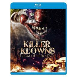 Killer klowns from outer space (blu-ray/ws) BRM128349