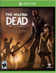 Xbox One Walking Dead: The Complete First Season