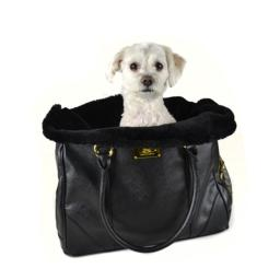 Dogs of Glamour DG00091BK Plush Insert, Black