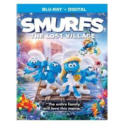 Smurfs-lost village (blu ray w/ultraviolet) BR48846