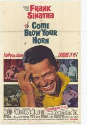 Come Blow Your Horn Movie Poster Print (27 x 40) MOVCF6432