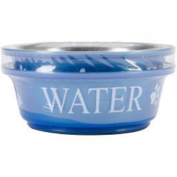 Food & Water Set Small 1pt-blue