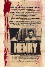 Henry: Portrait of a Serial Killer Movie Poster Print (27 x 40) MOVCF2416