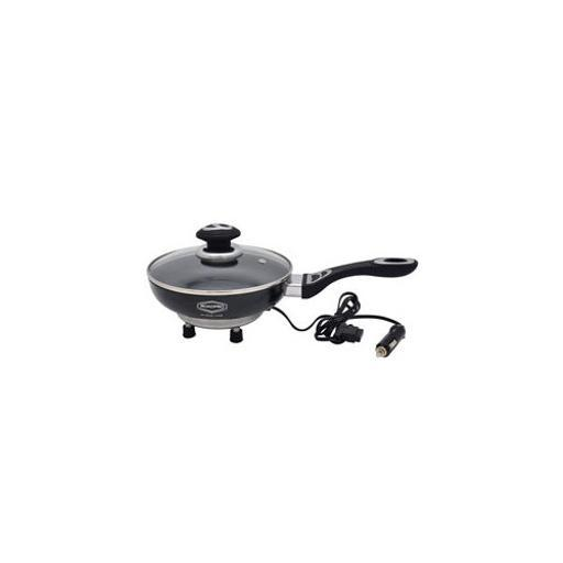 Roadpro rpfp335ns 12-volt portable frying pan with non-stick surface