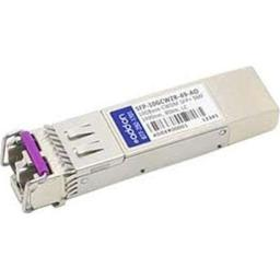 Add-On-Computer Peripherals SFP-10GCWZR-49-AO 1490 nm MRV Compatible Small Form-Factor Pluggable Plus XCVR Transceiver