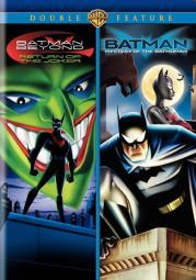 Batman beyond-return of the joker/mystery of batwoman (dvd/dbfe) D040883D