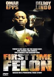 First time felon (dvd) D91465D