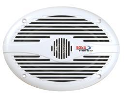 Boss Audio  Boss Marine 6X9 2-Way Speakers 350W