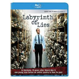 Labyrinth of lies (blu-ray/ultraviolet) BR46417