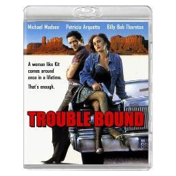 Trouble bound (blu-ray/1993/ws 1.78) BRK22790