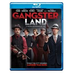 Gangster land (blu ray) (ws) BRST5655